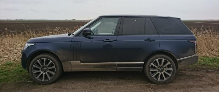 L405 Range Rover Vogue