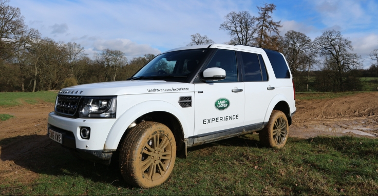 Land Rover Experience Centre - East of England
