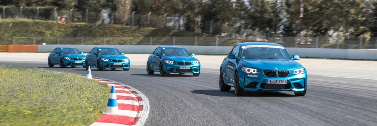 The perfect track car? The BMW M2